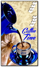 कॉफीचा वेळ
