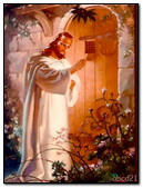 Jesus Knocks At The Door