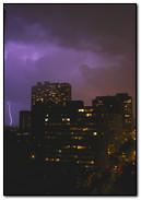 Tempête de ville