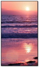 सागर पर सूर्योदय