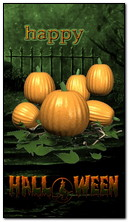 Jumping Pumpkins