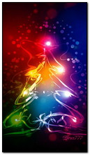 Neon Xmas Colors Christmas 773