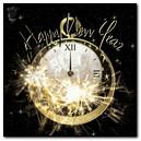 Chúc mừng năm mới lấp lánh