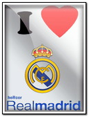 I Love Real Madrid