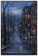 Une nuit pluvieuse