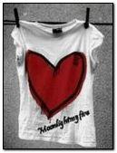Áo phông trái tim
