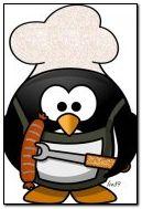 Master chef penguin