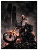MOTOR SKULL FIRE