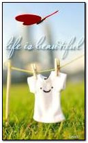 a vida é Bela