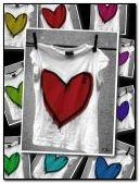 Hoạt hình HearT-shirt 2