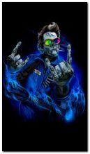 rock zombie johnny cash