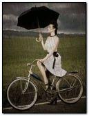 bike girl 240x320