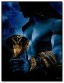 охранник змей