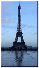 E-Tower rain