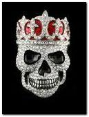 bling skull
