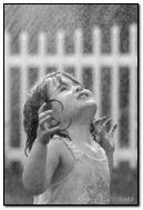 mom its raining!