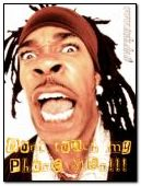 Busta Rhymes Dont touch my Phone MAN!