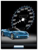 carro blue
