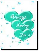 always loving you