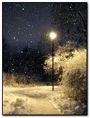 zaśnieżona droga