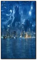 المدينة الليلية