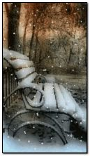 겨울 공원