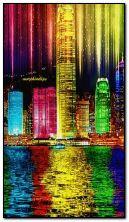 Bandar berwarna