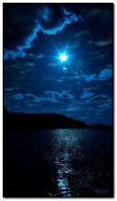 河上的夜晚