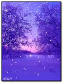 invierno púrpura