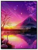volcano beauty