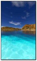 ทะเลสีฟ้า