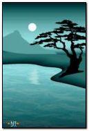 Nightfall: 320 x 480 Анимированные