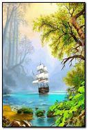 नौकानयन जहाज