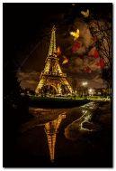 Paris trong đêm