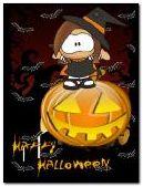 Halloween Card DC-64