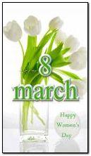 Journée des femmes le 8 mars