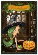 हॅलोवीनच्या शुभेच्छा