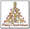funny mouse tree