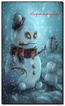 Snowman240x400