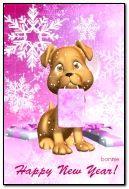 Felice anno nuovo! )))