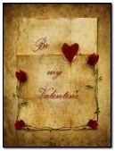 valentines bức thư tình DC 42