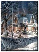 winter - lights