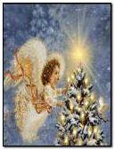 merry xmas angel