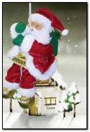 Санта тут!