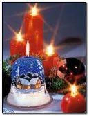 candle & globe