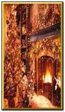 Xmas fireplace ep