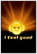 ฉันรู้สึกดี