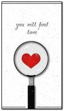 you will fill love