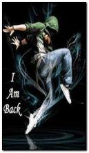 je suis de retour