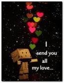 I Send You My Love